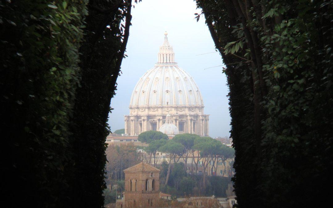 5 lugares románticos y panorámicos en Roma que no te puedes perder